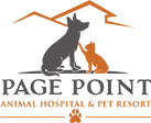 Page Point Animal Hospital & Pet Resort Logo
